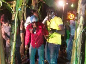 Ellis Ebakor and friends Warri Nigeria