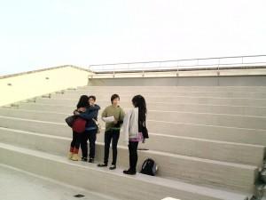 Bogota 100 mil artists gather