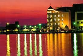 Volos promenade - University of Thessaly