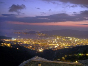 View of Volos