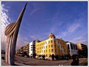 Volos Promenade-University of Thessaly