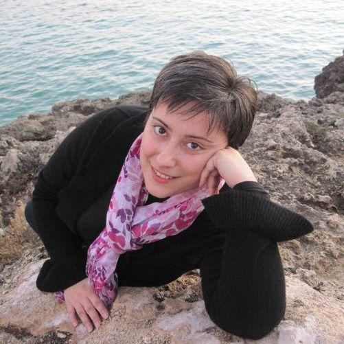 Angela Greco e Il sasso nello stagno di AnGre
