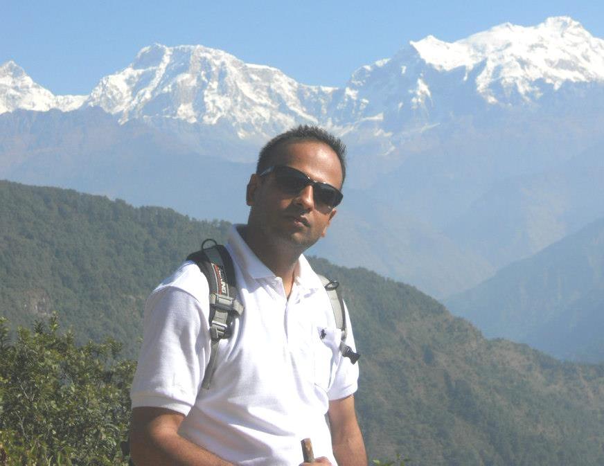 Buwan Thapaliya, Kathmandu, Nepal