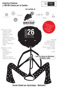 Cartel Festival de Rima y Rap