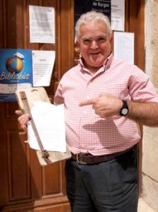 Daniel de Culla-Madrid, Spain