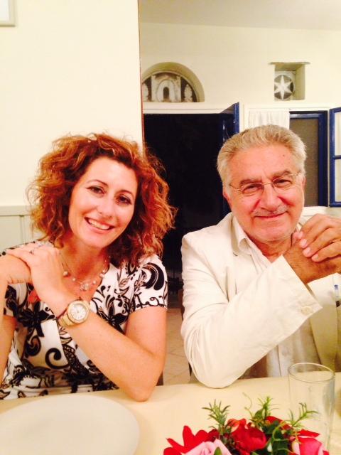 Elsa Korneti and Dinos Siotis-Athens, Greece
