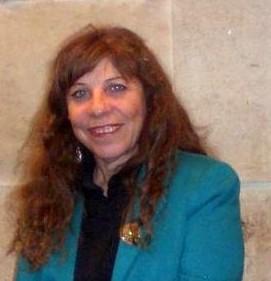 Annabel Villar del Liceo Poético de Benidorm, Spain
