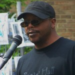 Poets' Hall Director Cee Williams-Erie, PA