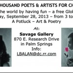 Savage Gallery-Palm Springs, CA