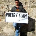 Walter Gonzalez, Poetry Slam Guatemala