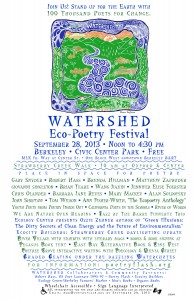 Watershed 2013 Poster