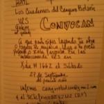 convoctorio