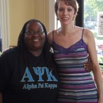 Aja La' Starr Owens and Susan Sitfire Lively-St. Louis, MO