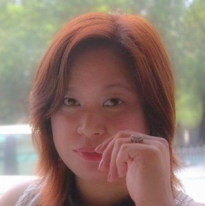 Caroline Nazareno-Gabis a.k.a. Ceri NazBayambang, Pangasinan. Philippines