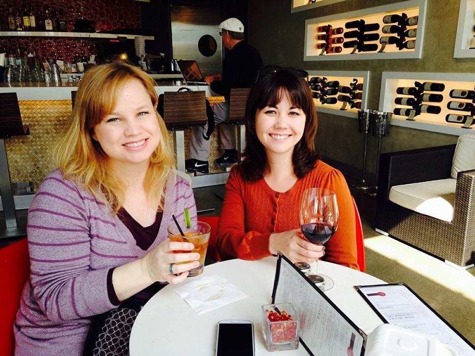 Nancy Lynée Woo and Sarah-Long Beach, CA