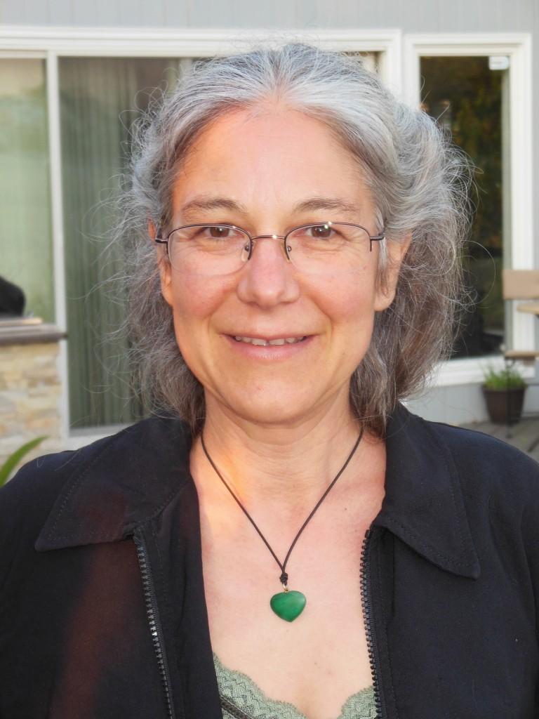 Sharon Coleman-Backyard Poems, Alameda, CA