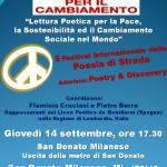 Presentación100 Mil poetas San Donato Milanese 2017 Cartel Provisional [Autoguardado]