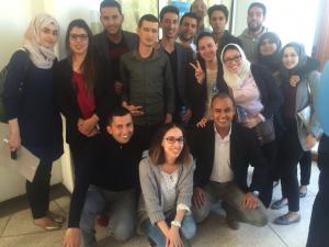 Agadir, Morocco Co- Organizers